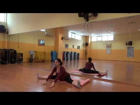 Yoga & Pilates workout in pregnancy