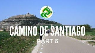 Camino de Santiago - Hiking to Castrojeriz