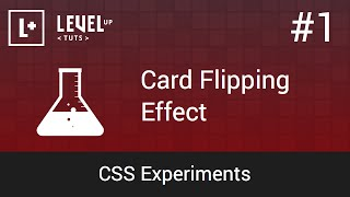 CSS Experiments #1 - Card Flipping Effect