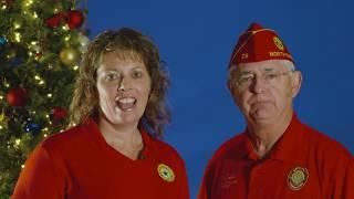 Happy holiday season from The American Legion