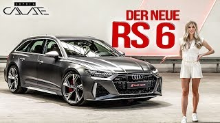 Der neue Audi RS6 Avant 2020 | Leistung, Sound, Optik