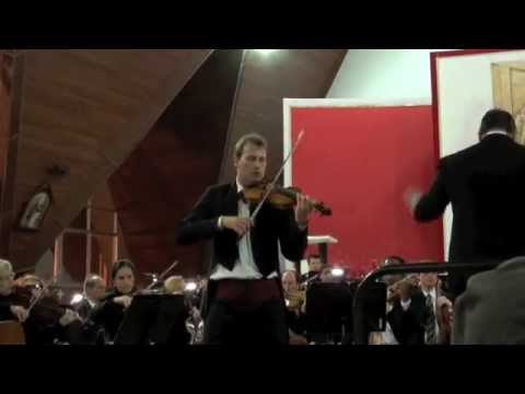 Jean Sibelius Violin-Concerto third movement by Nicolas Koeckert