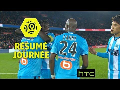 Résumé de la 10ème journée - Ligue 1 / 2016-17