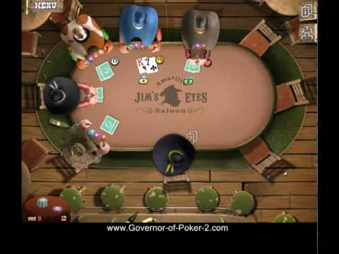 Governor-of-Poker-2 gameplay