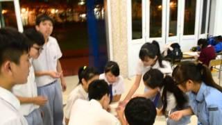 港澳信義會慕德中學候選內閣LEGO!-齊齊慶祝中秋節