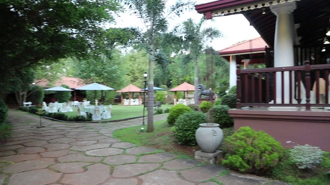 birds garden villa matale youtube