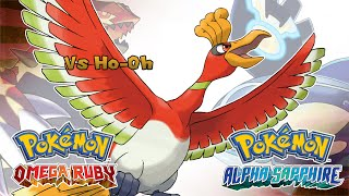 Repeat youtube video Pokemon Omega Ruby/Alpha Sapphire - Battle! Ho-oh Music (HQ)