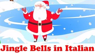 Jingle bells | Jingle Bells in Italiano | canzoni di Natale per i bambini | Jingle Bell For Kids