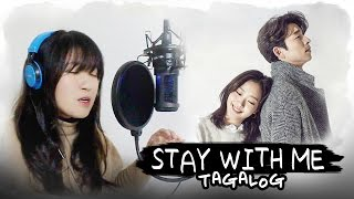 [TAGALOG] Stay With Me-Chanyeol & Punch (Goblin  도깨비 OST) by Marianne Topacio Mp3