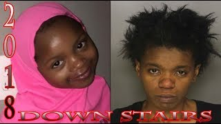 """Loving Mother Kills her 5 yr old Daughter by """"Pushing Her"""" Down The Stairs"""