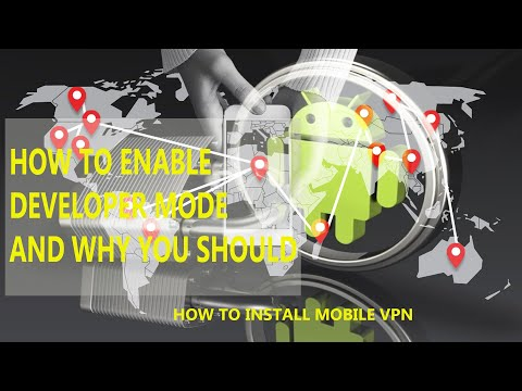 How To Enable Developer Mode Android