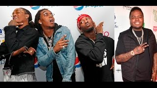 Sean Kingston Responds to Allegations that Migos Jumped him