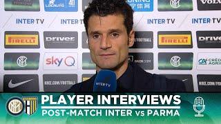 INTER 2-2 PARMA | CANDREVA + GAGLIARDINI + BIRAGHI INTERVIEWS [SUB ENG]