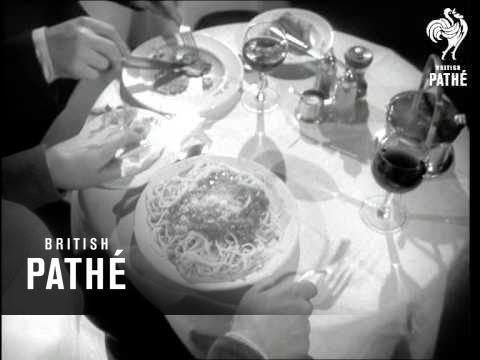 Soho Food (1954)