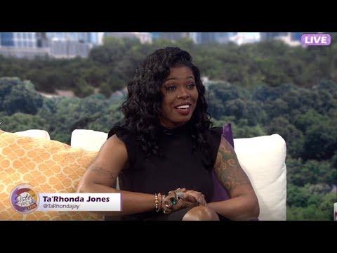 "Sister Circle Live | Ta'Rhonda Jones of ""Empire"""