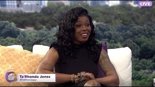 "Sister Circle Live | Ta'Rhonda Jones of ""Empire"""