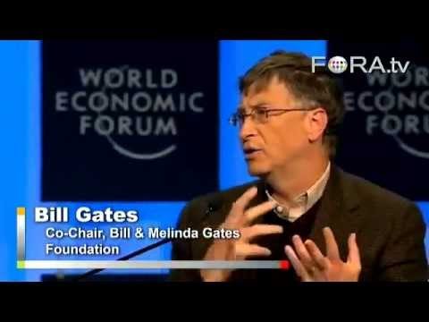 Bill Gates backs Vegan Meats, GMO Genetically Mod Food Research (Supports Vegetarians Vegan Future)