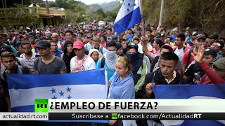 López Obrador ofrece 4.000 puestos de trabajo a la caravana de migrantes en la frontera sur