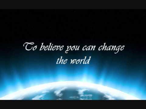 """Change"" w/ lyrics - Carrie Underwood"