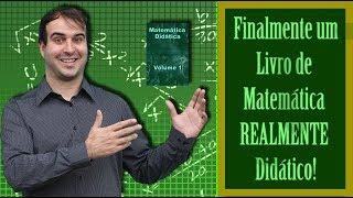 Livro de Matemática - Financiamento no Catarse