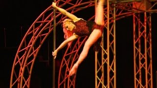 Cyprus hosts second international pole dancing competition
