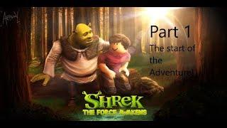 Shrek the force awakens PART 1 (Read desc) | Roblox