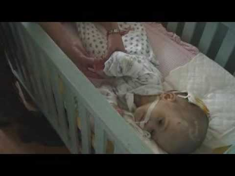 Bulgarian Orphan Baby Struggles On Youtube