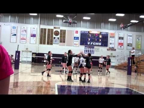 Fort Collins High School vs Fairview High School 2013 Game 1