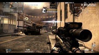 FaZe Spratt: First Ghosts Sniper Montage