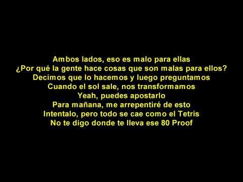 G-Eazy ft Charlie Puth - Sober español