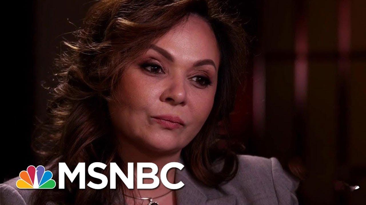 Emails Show Russian Lawyer, Natalia Veselnitskaya, Had Deep Ties To Kremlin | On Assignment | MSNBC