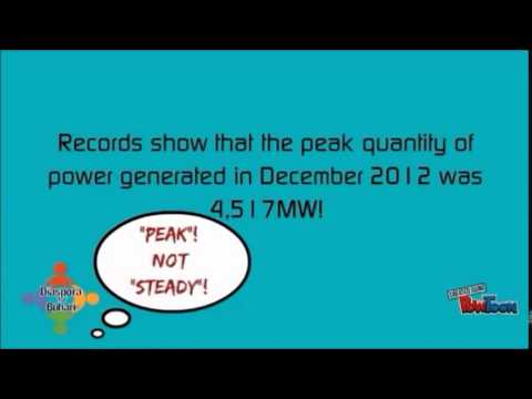 Power Supply in Nigeria (Electricity)