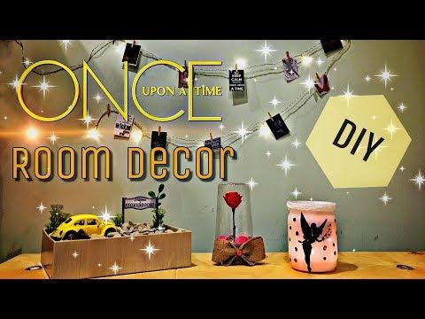 DIY \ ONCE UPON A TIME ROOM DECOR * Однажды в сказке декор комнаты