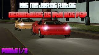 Los mejores autos deportivos | GTA Vice City Stories | Parte 1/2 | PSP | HD | luigi2498