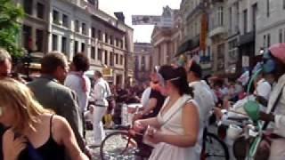 Zinneke Parade 2010 Bruxelles - Profit & Rock