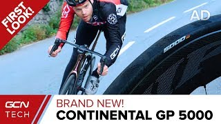 NEW Continental GP 5000 Tyres | GCN Tech's First Ride