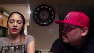 A.B. Quintanilla and wife Rikkie- #1 At Home YouTube Videos