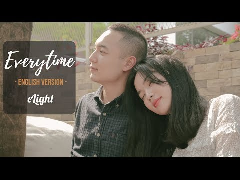 Học tiếng Anh qua bài hát Everytime | Chen & Punch | Phiên bản tiếng Anh | Engsub + Lyrics