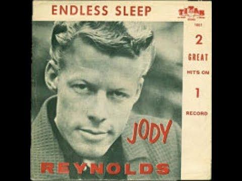 JODY REYNOLDS - Endless Sleep / RON HOLDEN - Love You So - stereo mixes