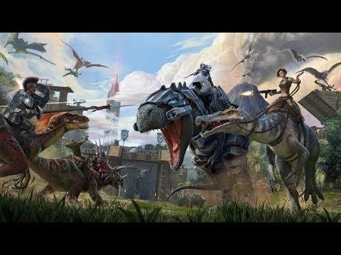 Ark Survival Evolved Nastavljamo sa loot-s nagradnom igrom