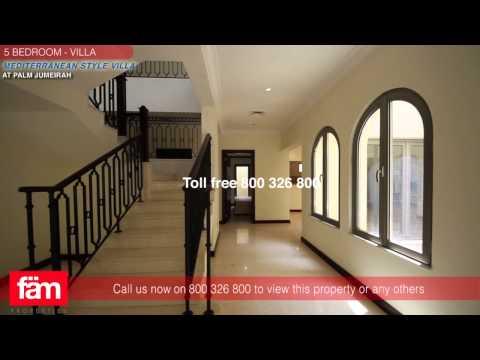 The Palm Jumeirah, Dubai - 4 Bedroom Villa For Sale - Jumeirah, (By Nakheel)