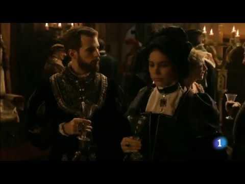 Charles V & Francis I last peace treaty (Carlos, rey emperador)