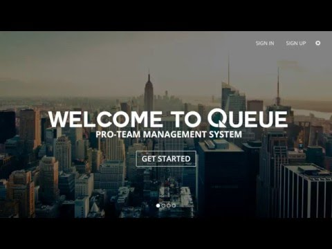 Queue - Project management platform