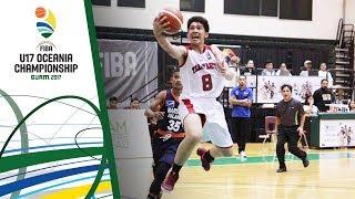 Tahiti v Marshall Islands - Full Game - FIBA U17 Oceania Championship 2017 thumbnail