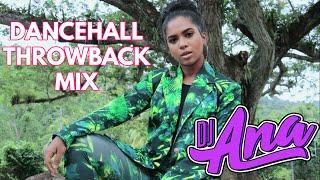 DJ Ana - Best Of Old School Dancehall Mix - Live DJ Mix Music Video