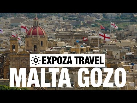 Malta Gozo Vacation Travel Video Guide • Great Destinations