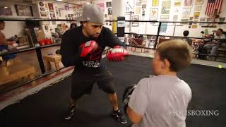 SOLIS BOXING Feb. 2018 Highlights