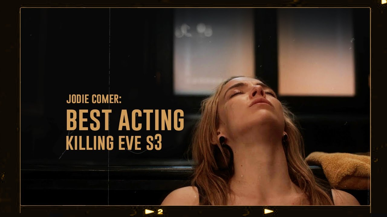 Download this is why jodie comer should win a golden globe (killing eve season 3)