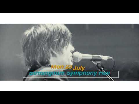 Del Amitri Tour Trailer