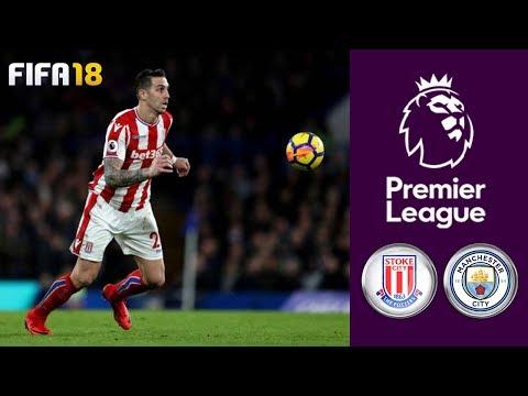 Stoke City vs Manchester City ᴴᴰ 12.03.2018 - Premier League | FIFA 18